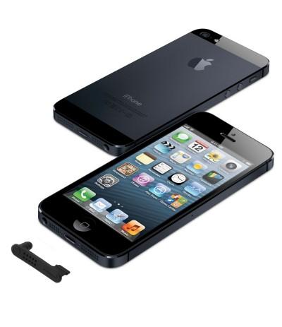 TAPPO STOPPER PER IPHONE 5 5G DOPPIO ANTI-POLVERE ANTIPOLVERE CUFFIE DOCK TAPPI