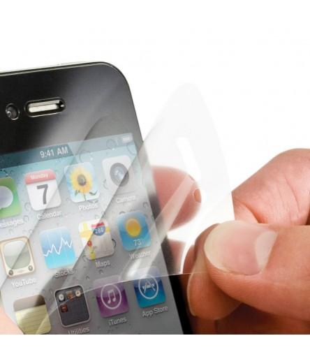 PELLICOLA IPHONE 5 5G SALVA PROTEGGI SCHERMO DISPLAY PROTEZIONE FRONTE RETRO