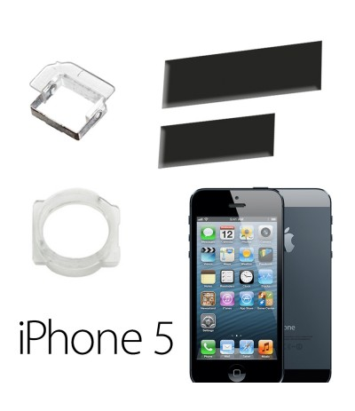 PAD FLEX LCD TOUCH SCREEN CAMERA LOOP SUPPORTO SENSORE PROSSIMITA PER IPHONE 5