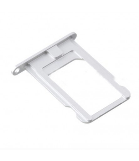 SLOT PORTA SIM SLITTA TRAY PORTA SCHEDA VASSOIO PER APPLE IPHONE 5 CARD SILVER