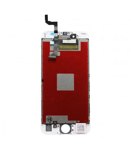 TOUCH SCREEN FRAME VETRO LCD DISPLAY RETINA SCHERMO PER APPLE IPHONE 6S BIANCO