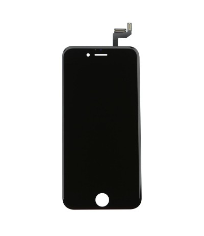 TOUCH SCREEN FRAME VETRO LCD DISPLAY RETINA SCHERMO 4.7 PER APPLE IPHONE 6S NERO