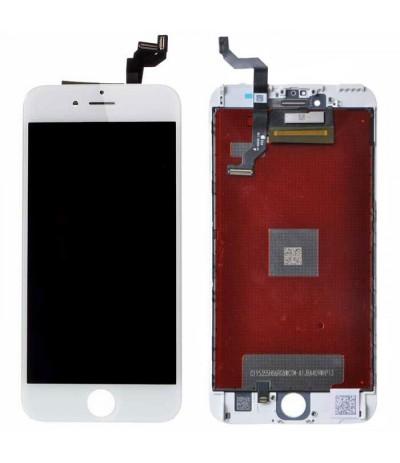 TOUCH SCREEN VETRO LCD DISPLAY RETINA SCHERMO PER APPLE IPHONE 6S PLUS BIANCO