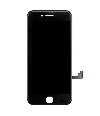 TOUCH SCREEN VETRO LCD DISPLAY RETINA SCHERMO PER APPLE IPHONE 7 NERO BLACK