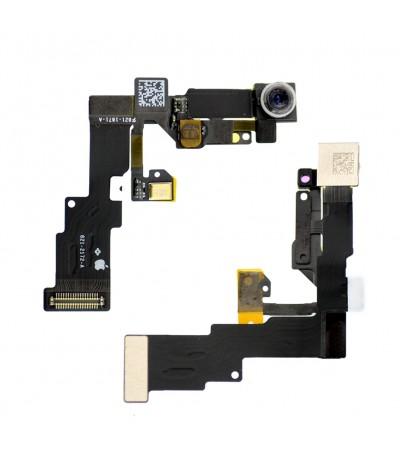 FLAT FLEX SENSORE DI PROSSIMITA' LUCE per APPLE IPHONE 6 + FOTOCAMERA FRONTALE