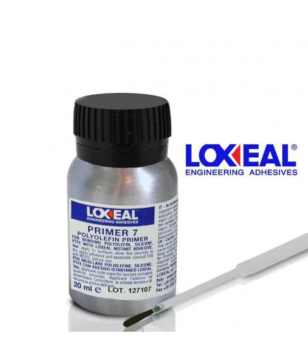 LOXEAL 7 PRIMER LIQUIDO 20 ML CON PENNELLO BASE ACCELERATRICE X COLLE ANTIALONE