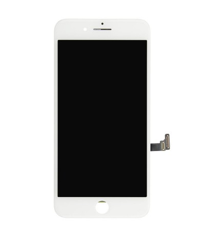 TOUCH SCREEN PER APPLE IPHONE 7 PLUS BIANCO DISPLAY RETINA SCHERMO MONITOR ECO