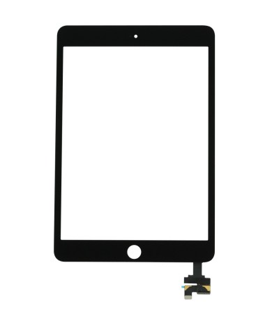 TOUCH SCREEN PER APPLE IPAD MINI 3 WIFI 3G DISPLAY RETINA A1599 A1600 NERO