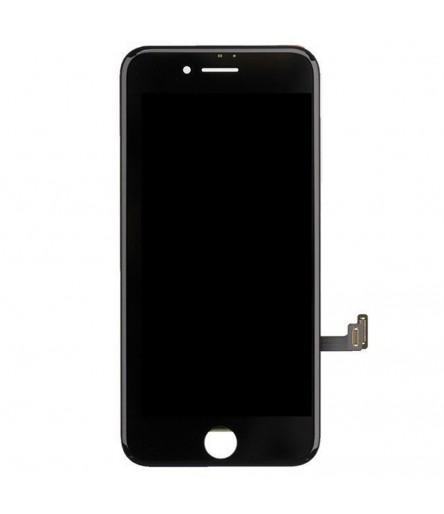 TOUCH SCREEN VETRO LCD DISPLAY RETINA SCHERMO PER APPLE IPHONE 8 PLUS NERO BLACK