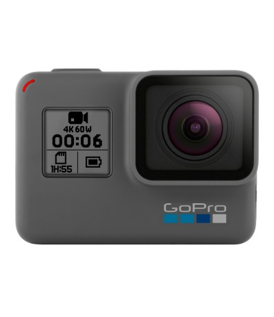 GOPRO HERO6 BLACK EDITION ACTION CAMERA RICONDIZIONATA RIGENERATA GARANTITA