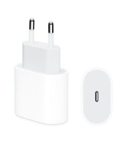CARICABATTERIA ALIMENTATORE USB-C 20W