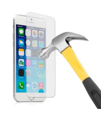 """PELLICOLA PER IPHONE 6 PLUS 5,5"""" PROTEGGI DISPLAY LCD SCHERMO IN VETRO TEMPERATO"""