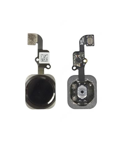 HOME FLEX PER IPHONE 6 6 PLUS TASTO HOME APPLE IMPRONTA DIGITALE NERO BLACK