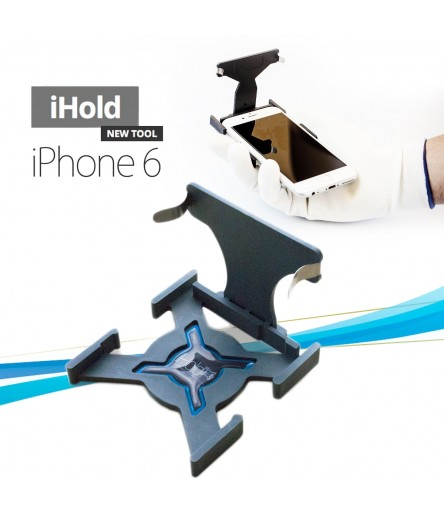 KIT IHOLD SUPPORTO APERTURA SMONTAGGIO BATTERIA TOUCH SCREEN PER IPHONE 5 5S 5C