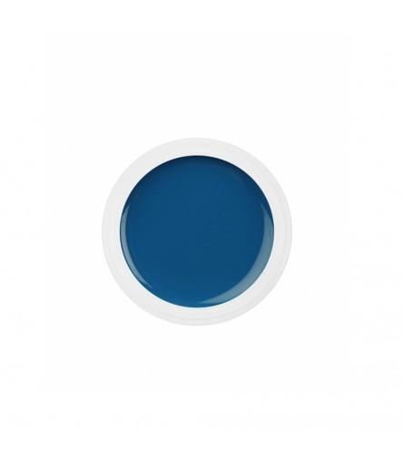 GEL UV COLORATO PURE 5 ML RICOSTRUZIONE UNGHIE COLORE CIANO BLU NDED